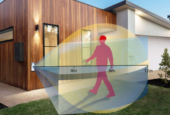 Protezione perimetrale: i rilevatori wireless da esterno